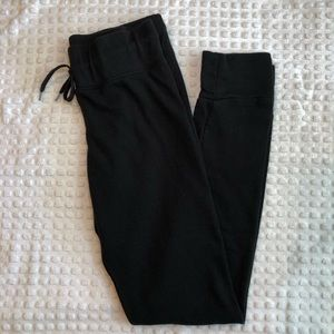 H&M Black sweatpants Small
